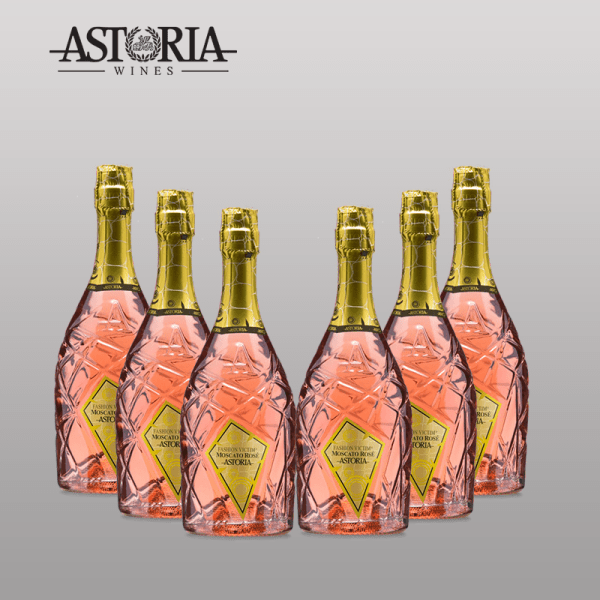 ASTORIA MOSCATO ROSE