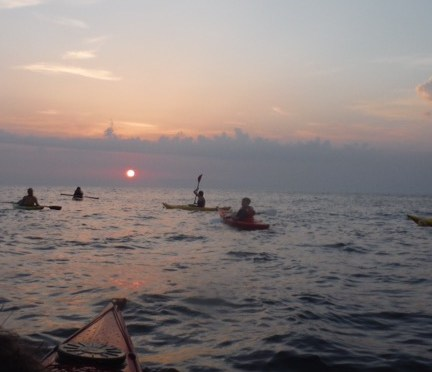 Sunset Kayak in Procida