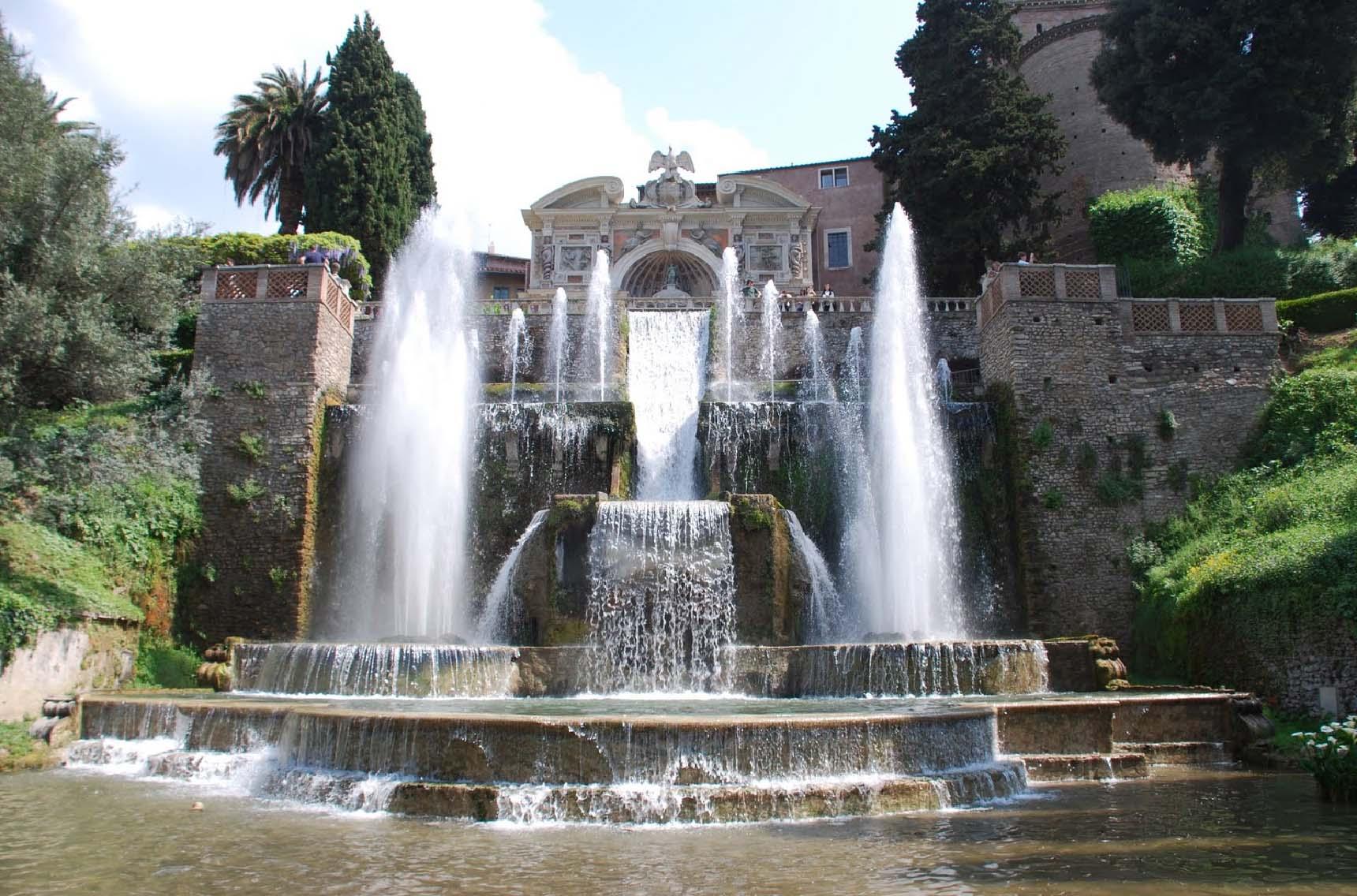 Italy Best Excursions Villa DEste and Villa Adriana Private DayTour from Rome