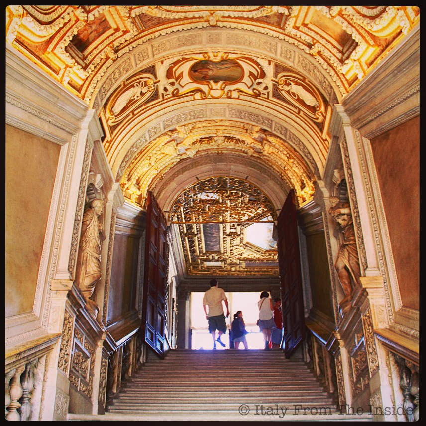 Scala d'Oro- Italy from the Inside