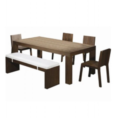 dining table and chairs hong kong restoration hardware room furniture for sale or rent online in store walnut home essentials