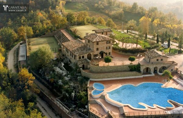 Luxury hotel for sale in Marche