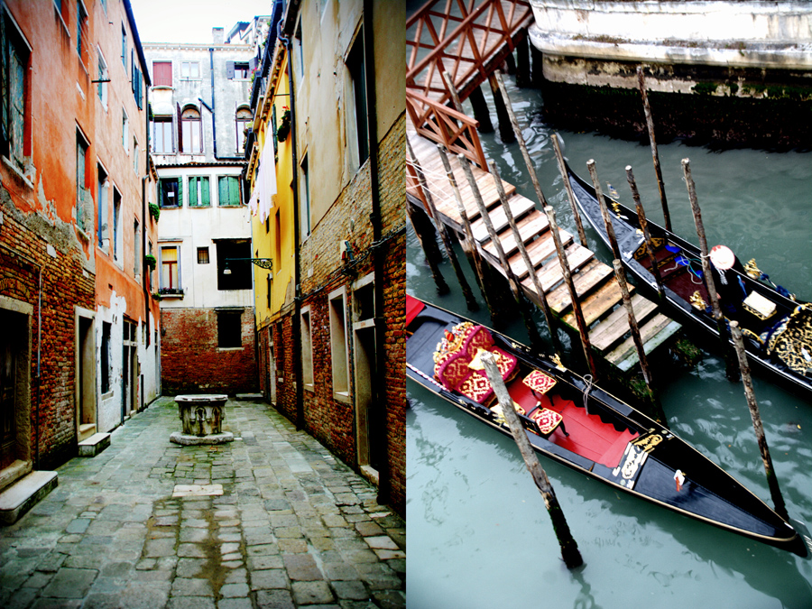 gondola-venice-italy on my mind