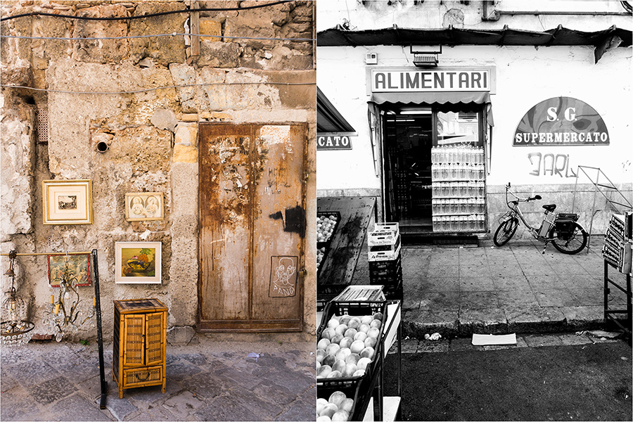 streets-palermo-italy on my mind