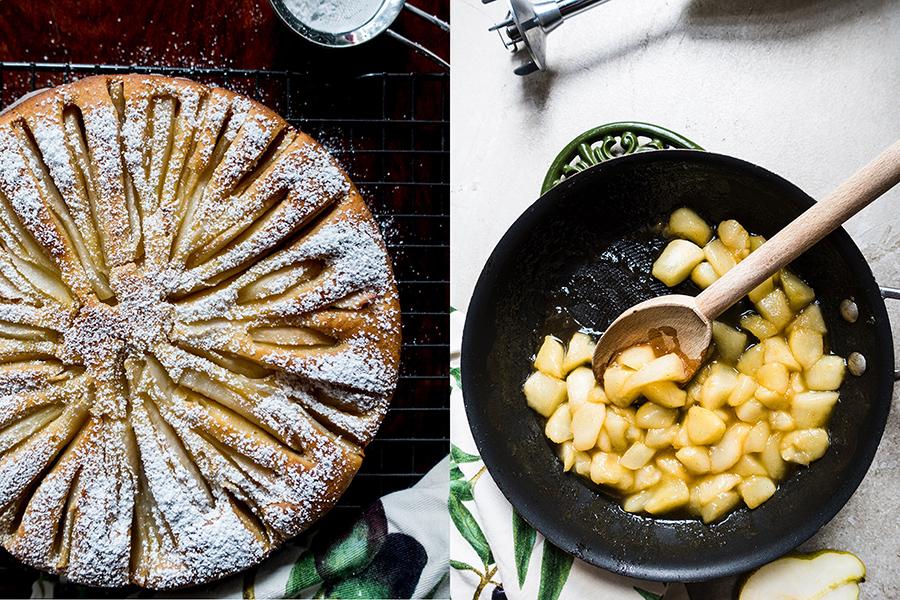 Bamix Cake Making