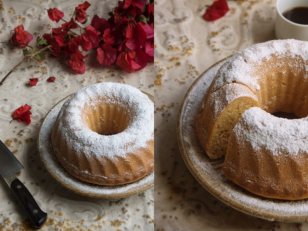 torta colazione-breakfast cake-ginger honey lemon-italy on my mind