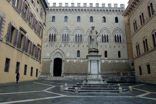 Banca Monte Dei Paschi a Siena