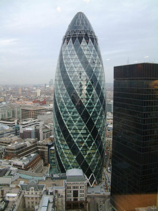 Swiss Re HQ - 30 St Mary Axe - London
