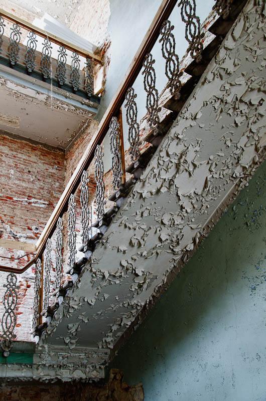 Ospedale Villa Vittoria, restauro del 2012