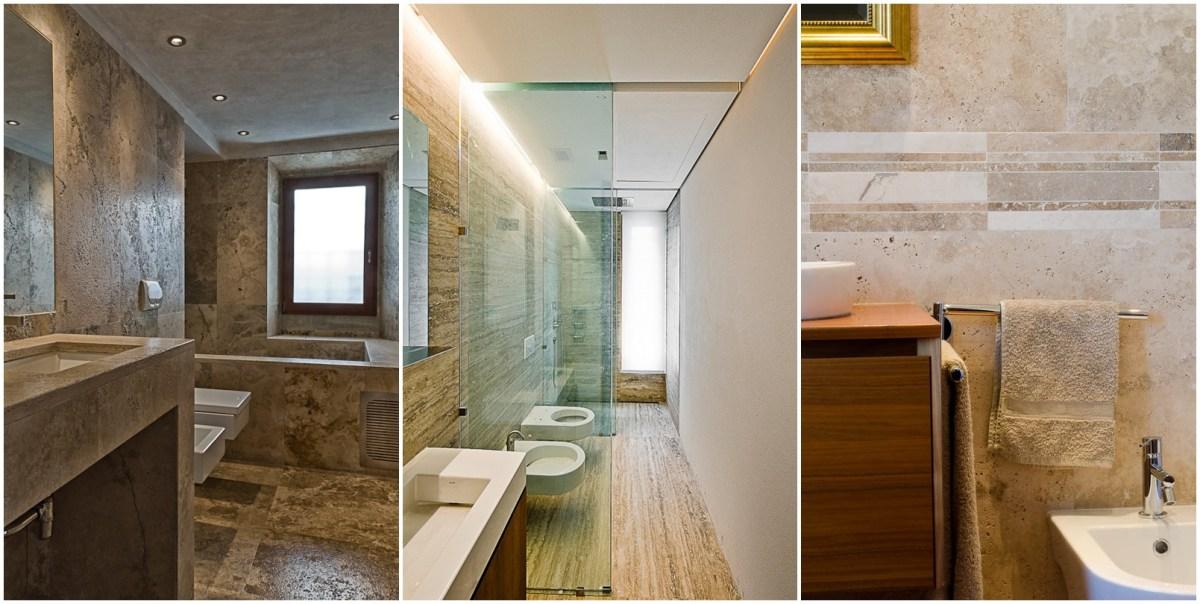 Come scegliere rivestimenti per bagno - Immagini mattonelle bagno ...