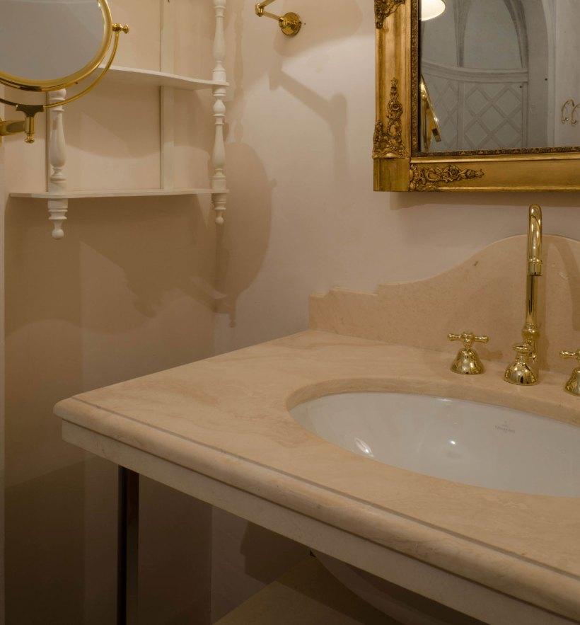 Top lavabo in Pietra di Rapolano