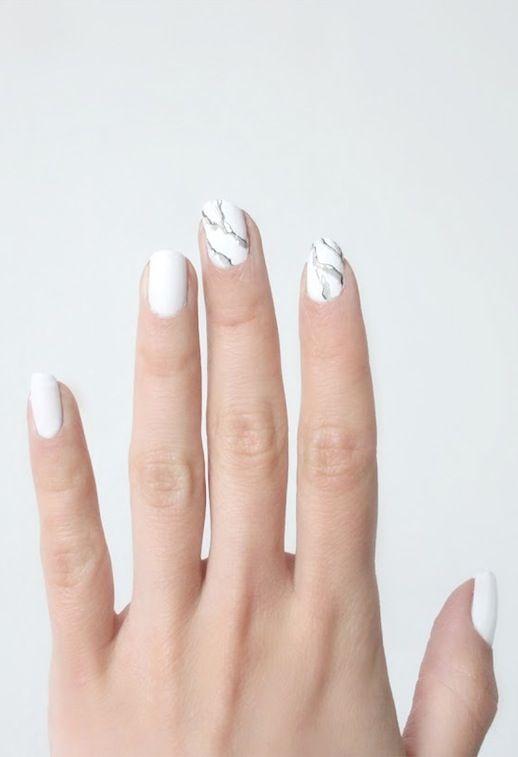 manicure marmo fantasia