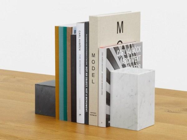 reggilibri di marmo libreria complementi