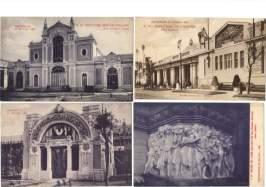padiglioni expo 1906 milano esposizione universale architettura