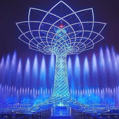 expo milano albero della vita