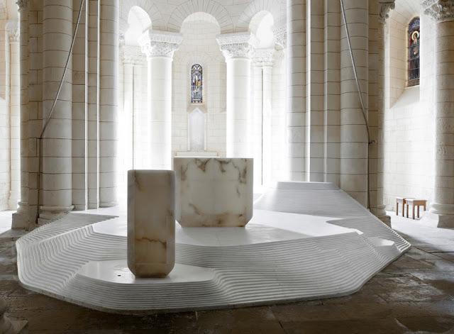 altra chiesa in marmo rivestimenti pietre di rapolano