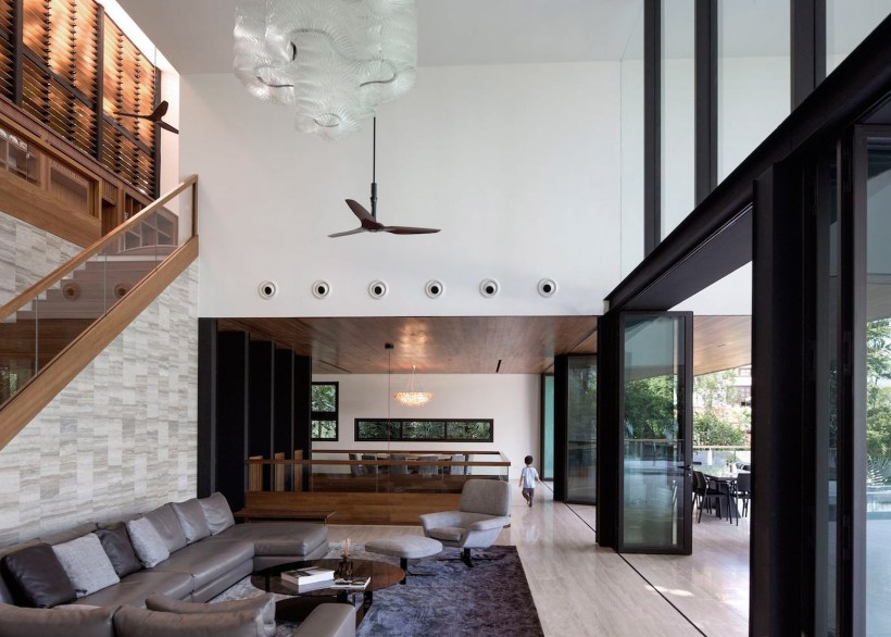 interni gallop house interiors formwerks architects singapore
