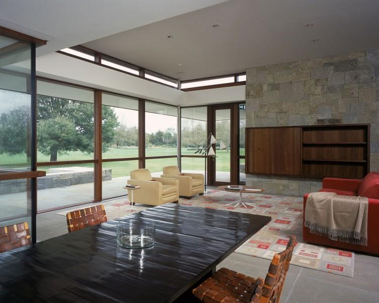 residenza-new-york-verde-esterni-interni-granito-muro-leroy-street-studio-stone-houses