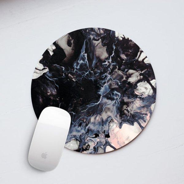 mouse pad marmo decor design gadget tecnologia regalo idee natale 2016