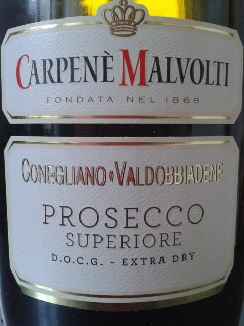 Crisp Prosecco