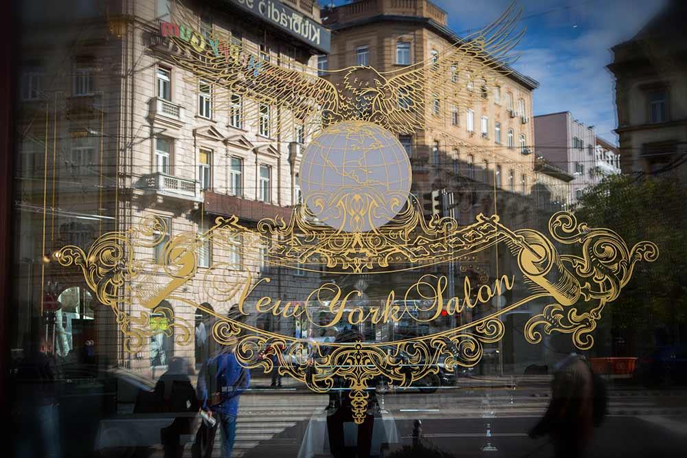 New York Cafe, Budapest