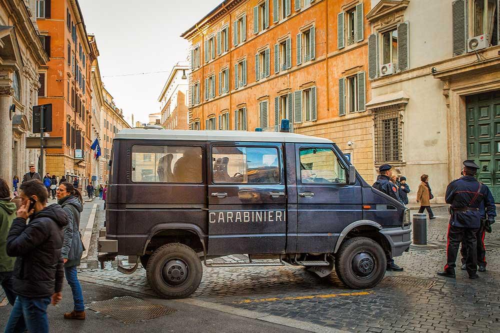 Carabinieri, Italywise