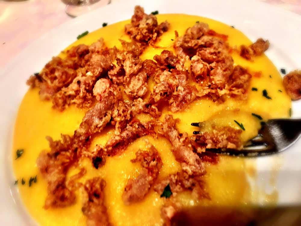 Chioggia pranzo, Italywise