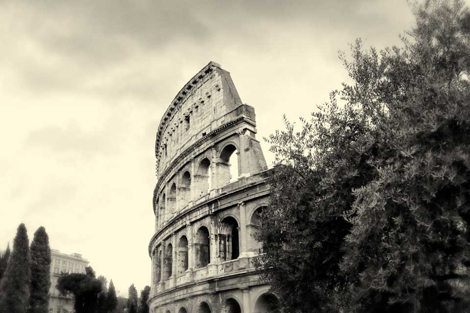 Always awe-inspiriting, the Roman Colosseum has a history rooted in spectacle and great cruelty.