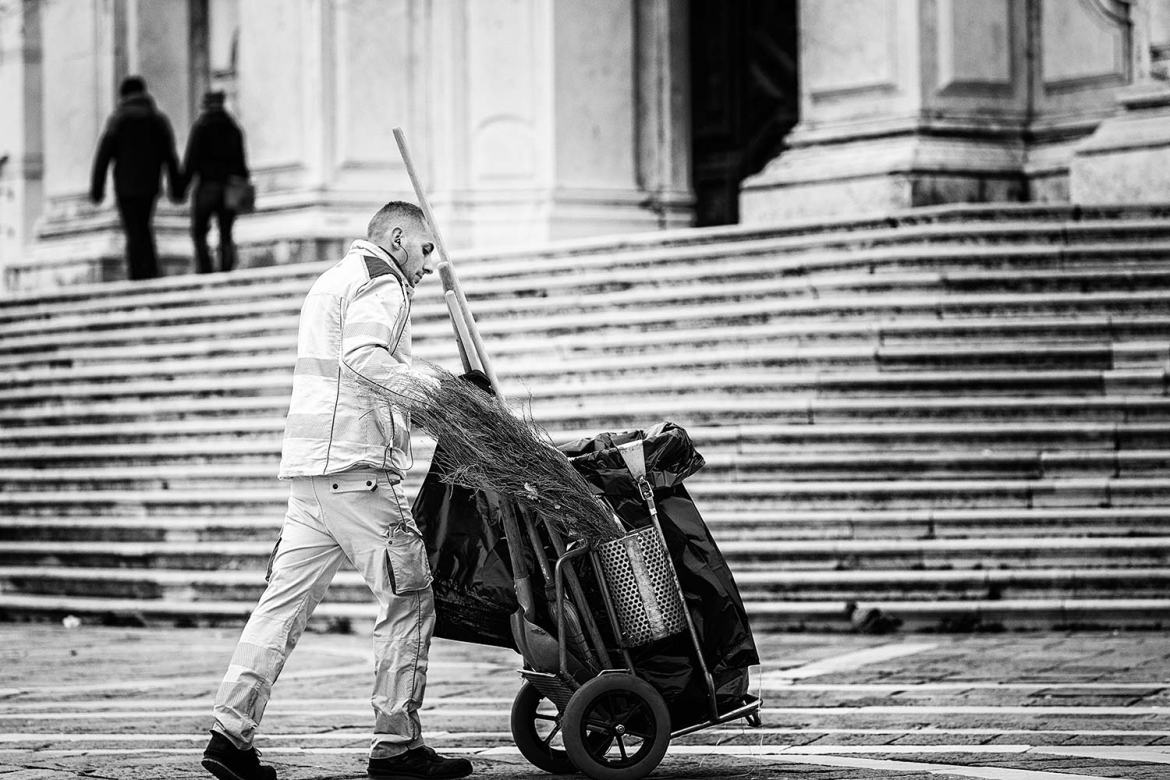 working man, Italywise