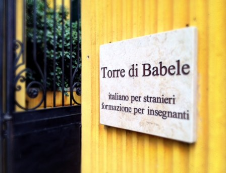 If you're serious about learning to speak Italian properly, this is the school in Rome for you.