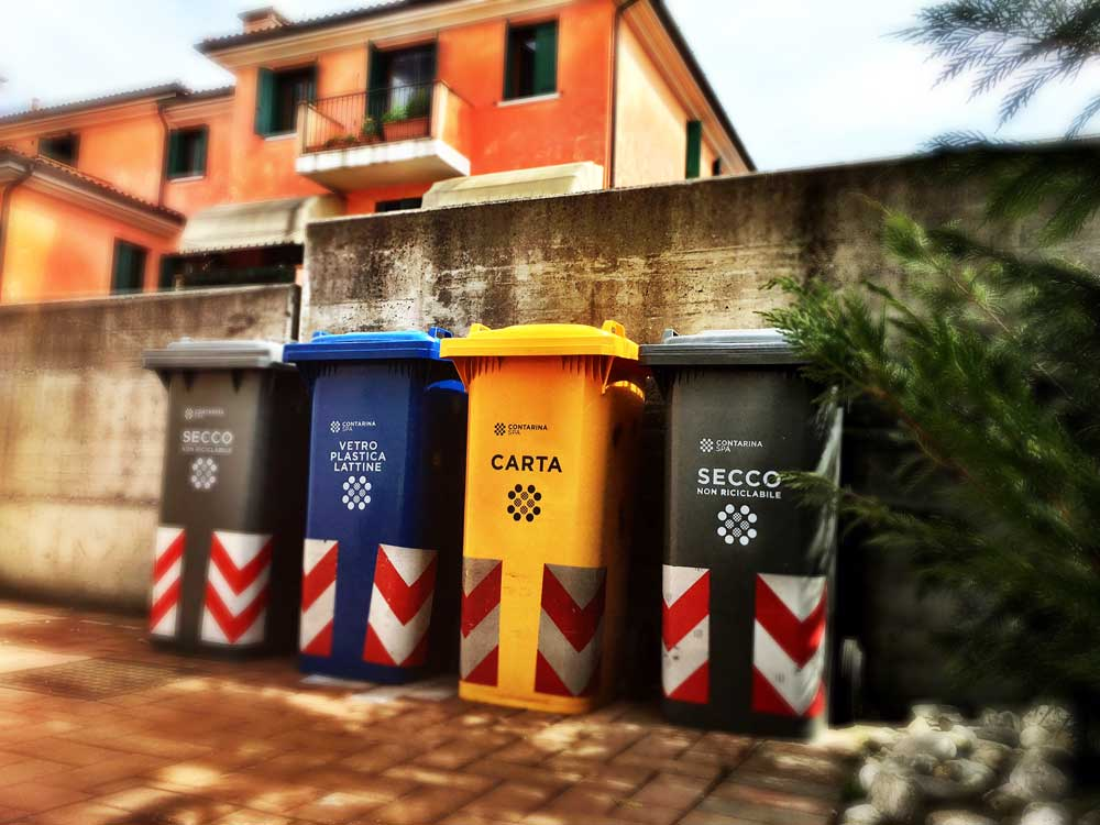 Talking Trash Italian-Style, Italywise