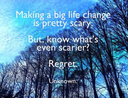Even the best of big life changes can challenge you in unexpected ways.