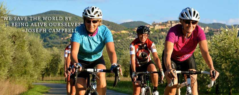 Tuscany Cycling Trip