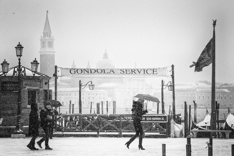 Jed Smith Photography, Venice Snow