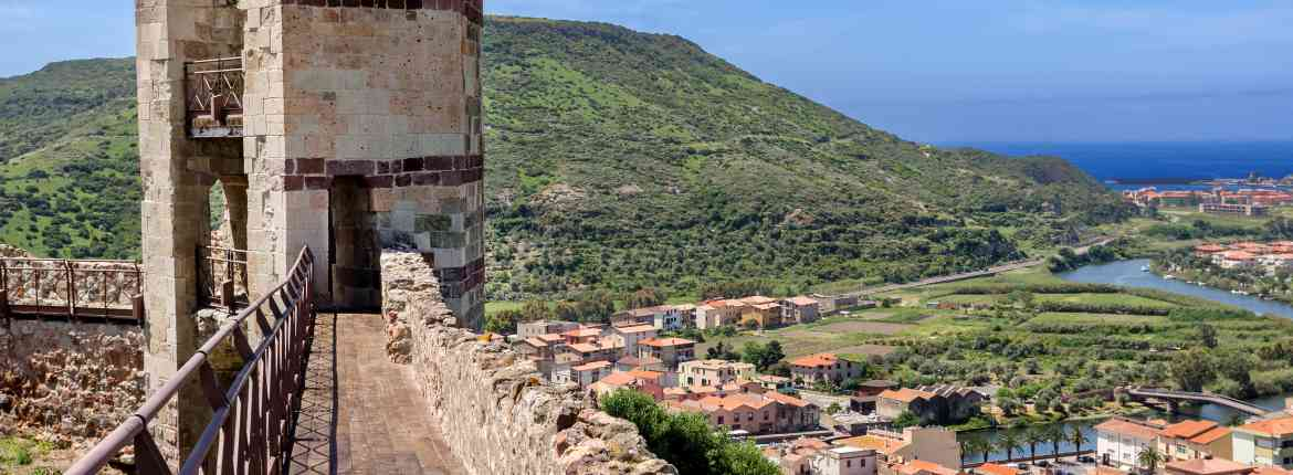 Top 5 1 towns to visit in Sardinia Island
