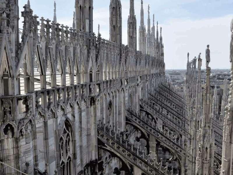 Tour guidato nel Duomo di Milano e accesso alle terrazze panoramiche