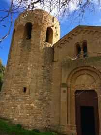 Pieve di Corsignano, Fronte