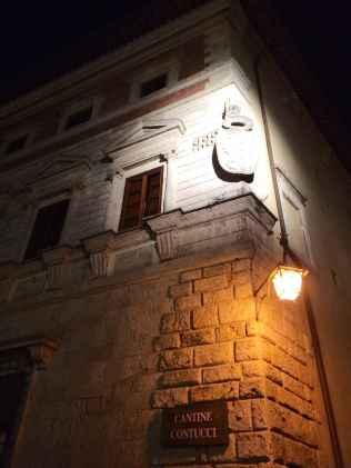 Montepulciano, Palazzo Contucci
