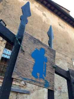Monteriggioni, Ostello per i Pellegrini