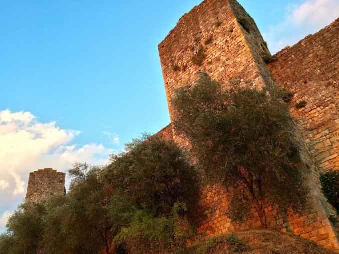 Monteriggioni, Torre