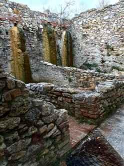 Resti delle antiche Terme romane a Bagno Vignoni - ItalyzeMe CC BY-NC-ND 2.0