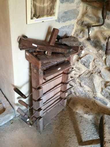 Utensili per la lavorazione del legno