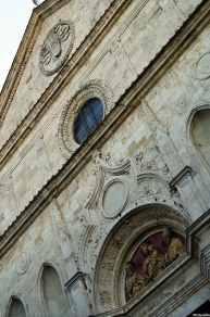 La Chiesa di Sant'Agostino in via di Gracciano nel Corso a Montepulciano