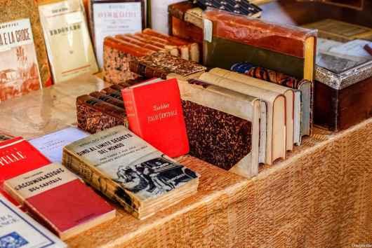 Antichi volumi ed edizioni pregiate alla Fiera Antiquaria di Arezzo