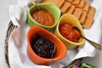 La Marmellata di prugnoli e le altre marmellate fatte in casa da Daniela del B&B Villa Eleiva