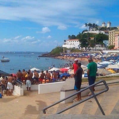 Salvador and Itaparica Island. Rich culture – splendid beaches.