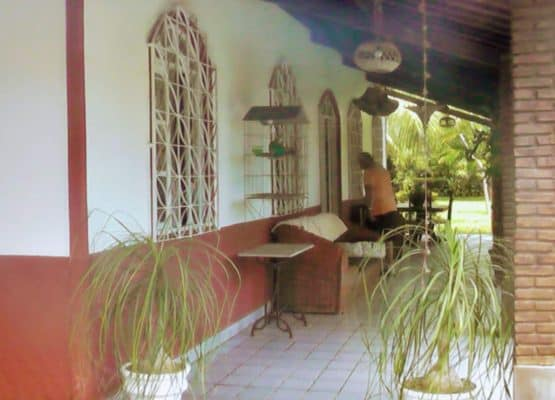 Spanish bungalow on Itaparica island