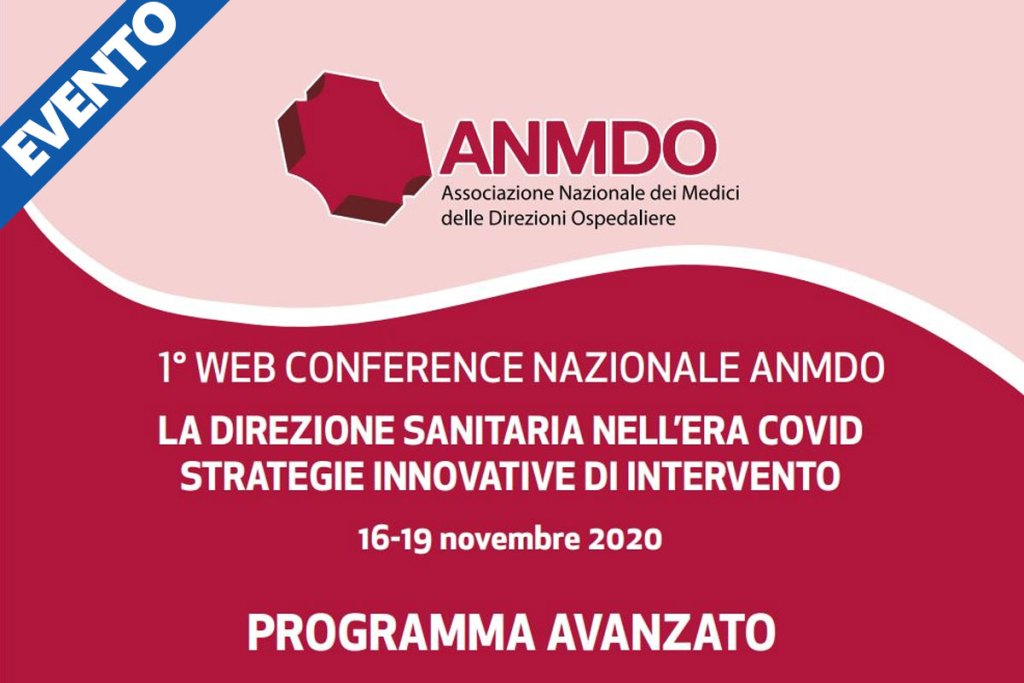 1 Web conference ANMDO