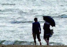 Parfois la pluie ne gêne pas