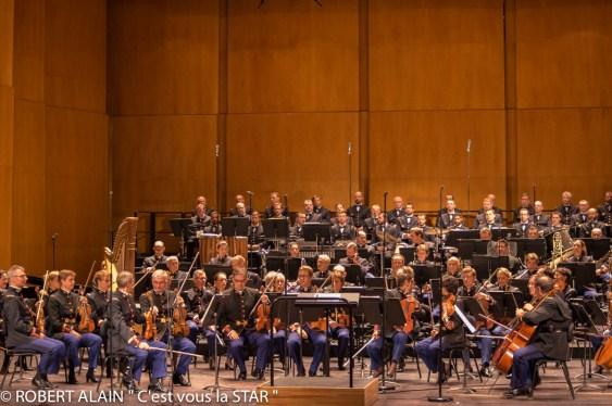 Orchestre Symphonique de la Garde Républicaine Chœur de l'Armée Française
